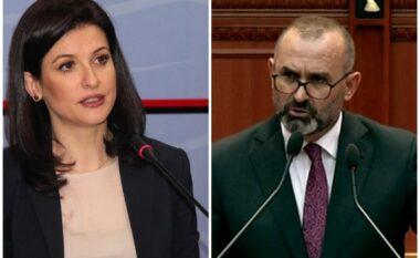 Gjonaj i dorëzon stafetën e ministrit të Drejtësisë Ulsi Manjës: Jam e vetëdijshme për mangësitë!
