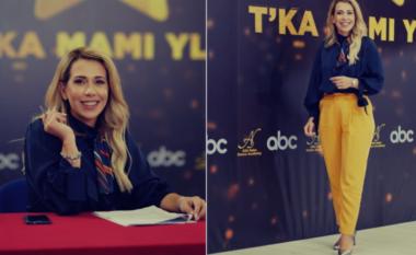 """""""T'ka mami yll"""", pas Ilda Bejlerit, moderatorja e njohur i bashkohet reality show-t në ABC (FOTO LAJM)"""