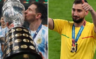 Lojtarët të ndarë, Lionel Mesi dhe yjet e tjerë nuk e lënë Donarumën që të luajë te PSG