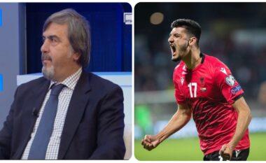 """""""Broja flet gjithë kohën në telefon me mamin"""", Starova : Uzuni """"doli çun"""", Kumbulla nuk është bërë akoma lojtar"""