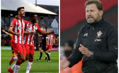 """""""Dua të befasoj Guardiolën"""", trajneri i Southampton tregon nëse Broja do të luajë ndaj Man City"""