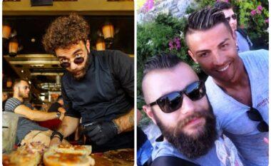 Njihuni me kuzhinierin shqiptar të CR7, ja si ushqehet portugezi
