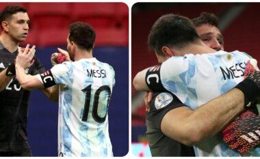 """Shkëlqeu duke fituar Copa America, klubi madrilen """"piketon"""" portierin e Aston Villës"""