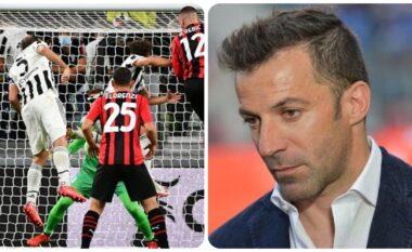 Del Piero analizon fillimin e vështirë të Juventusit