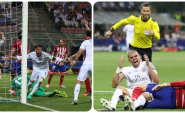 """""""Pepe? Ai është një lojtar të cilit nuk mund t'i besohet, goli i Ramos ishte pozicion jashtë loje"""""""