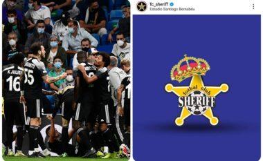 Sheriff Tiraspol tallet keq me Realin, ja postimi i klubit moldav (FOTO LAJM)