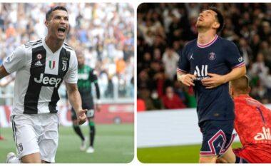Messi si Ronaldo, vuan mungesën e golit në 3 ndeshjet e para