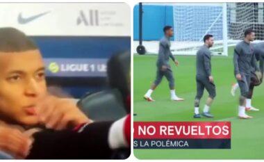 Stërviten veçmas, momenti kur Mbappe fyen Neymar (VIDEO)