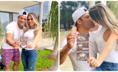 U martua me mbesën e ish-gruas, Hulk bëhet baba (FOTO LAJM)