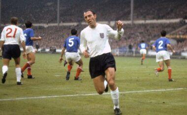"""Ndahet nga jeta Jimmy Greaves, ish-sulmesi i Tottenham dhe kombëtares së """"Tre Luanëve"""""""