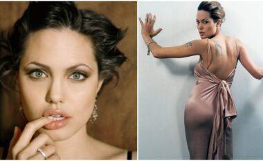 """Angelina Jolie kapet """"mat"""" me këngëtarin 15 vite më të ri (FOTO LAJM)"""
