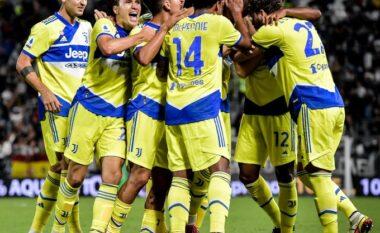 Frymëmarrje për Juventusin, Chiesa nuk është dëmtuar