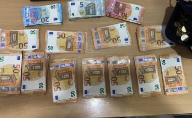 Sekuestrohen 12.445 euro në doganën e Kapshticës