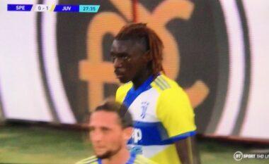 Juventusi kalon në avantazh përballë Spezias (VIDEO)