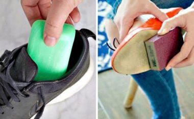 Erdhi koha të nxirrni këpucët e dimrit nga dollapi, si t'i bëni të duken si të reja