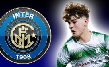 Talenti shqiptar kompleton kalimin e tij tek Interi