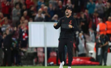"Klopp ""kritikon"" Liverpool e tij"