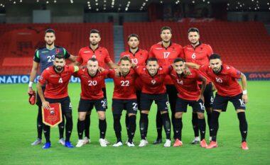 """Shqipëria """"ngrihet""""! Shihni ku ndodhemi në renditjen e FIFA-s (FOTO LAJM)"""