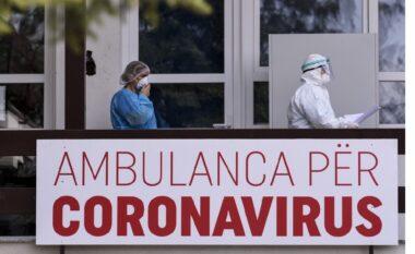 Mbi 500 të shtruar! Tejmbushen spitalet Covid në Kosovë, sa janë në terapi intensive