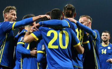 Zyrtare: Formacioni i Kosovës kundër Gjeorgjisë (FOTO LAJM)