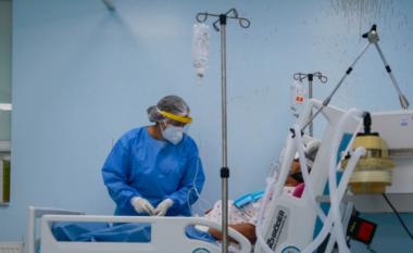 Bie numri i të hospitalizuarve me COVID-19 në Kosovë