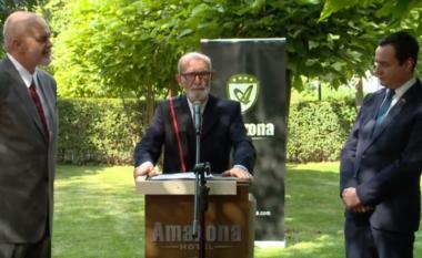 Rexhep Qosja kërkesë Ramës dhe Kurtit: Ju dhe qeveritë tuaja duhet të takoheni më shpesh