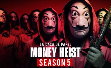"""Sezoni i 5-të i """"La Casa de Papel 5"""": Cilët personazhe vdesin? (FOTO LAJM)"""