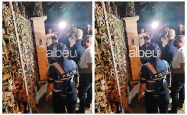 Firmoset dënimi me dy vite burg, Policia zbarkon në banesën e Adriatik Llallës për ta arrestuar (VIDEO)