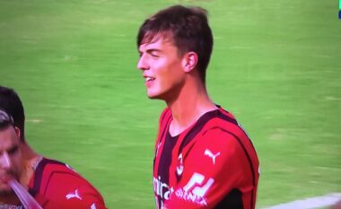 Milani zhbllokon rezultatin përballë Spezias, shënon djali i legjendës Maldini (VIDEO)