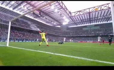 Spektakolar Martinez, Interi kalon në avantazh ndaj Atalantës (VIDEO)