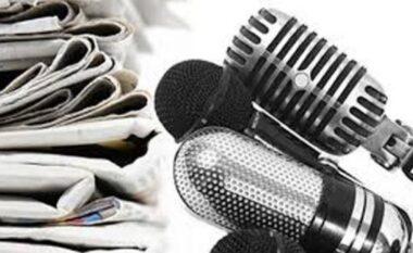 Gazetat, televizionet dhe portalet e lajmeve