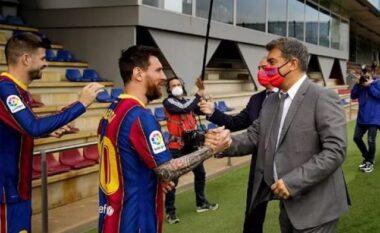 A ka fol më Lamporta me Messin që pas largimit nga Barcelona? E zbulon Romano (FOTO LAJM)