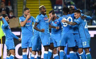 """Cagliari """"viktima"""" e radhës, Napoli rimerr kreun e Serie A (VIDEO)"""