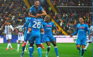 Napoli ruan perfeksionin ndaj Udineses, gol për Rrahmanin dhe shkëputje në krye (VIDEO)