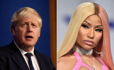 Nicky Minaj sherr me Boris Jonson: Që ta marrësh vesh unë jam një yll i madh në SHBA