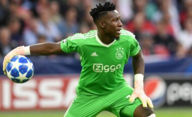 Dy klube italiane në garë për portierin e Ajax-it
