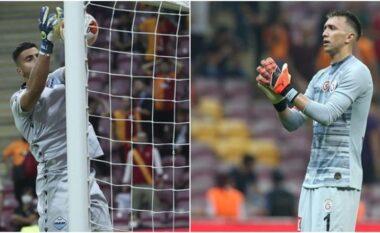 Muslera i del në mbrojtje Strakoshës pas gabimit ndaj Galatasaray (VIDEO)
