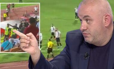"""""""Herës tjetër i fusin plumb ekranit te VAR-it"""", Artan Hoxha denoncon dhunën në Dinamo-Laçi (VIDEO)"""