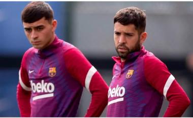 Vazhdojnë lajmet e mira për Barcelonën, Pedri dhe Alba kthehen në stërvitje
