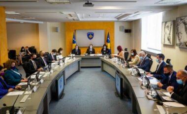 Qeveria e Kosovës merr vendime të reja