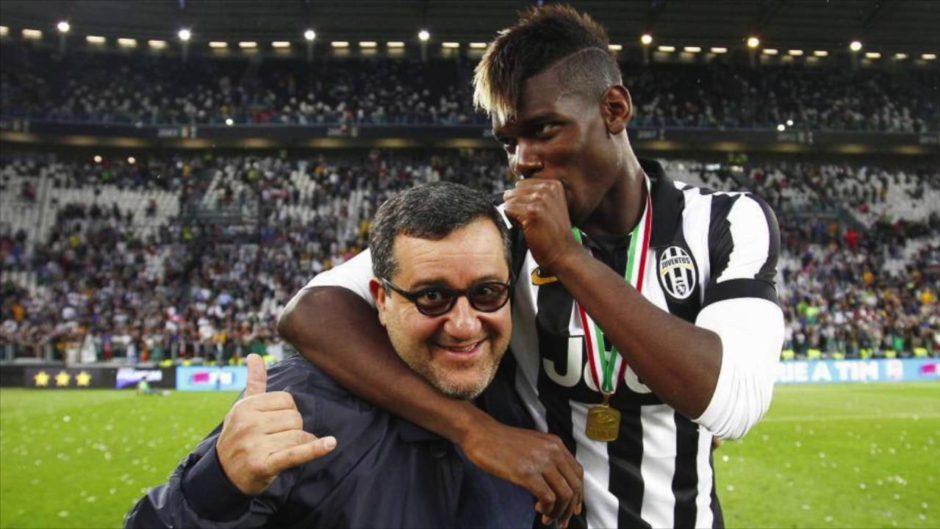 Raiola: Zemra e Pogba është në Torino, mundësia e rikthimit varet nga Juventusi