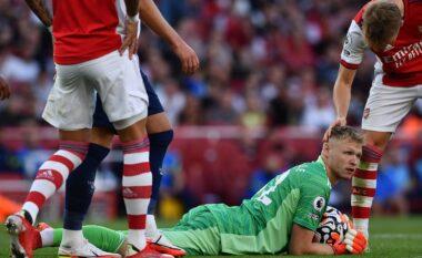 """Arsenali mposhti Tottenham, portieri i """"topçinjve"""": Jam i mërzitur që nuk mbajta portën e paprekur"""