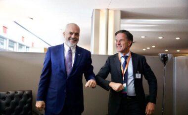 Rama takon kryeministrin e Holandës në selinë e OKB: Në 10 nëntor jam në Shqipëri