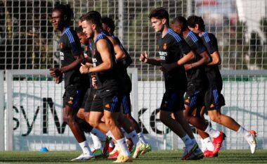 LISTA/ Ndeshja me Valencian, Reali me 5 mungesa të rëndësishme (FOTO LAJM)