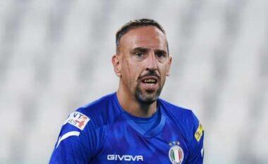 Ribery nuk ka ndërmend të tërhiqet nga futbolli, arrihet marrëveshja me klubin e Serie A