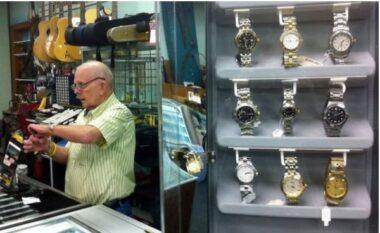 """Vajzat shqiptare bëjnë """"namin"""" në Britani, u vënë syrin burrave në moshë dhe i'u grabisin Rolex-at"""