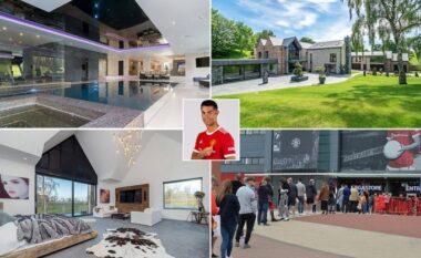 """Ronaldo u kthye në """"shtëpinë e vjetër"""", publikohen pamjet e vilës luksoze ku do të qëndrojë (FOTO LAJM)"""
