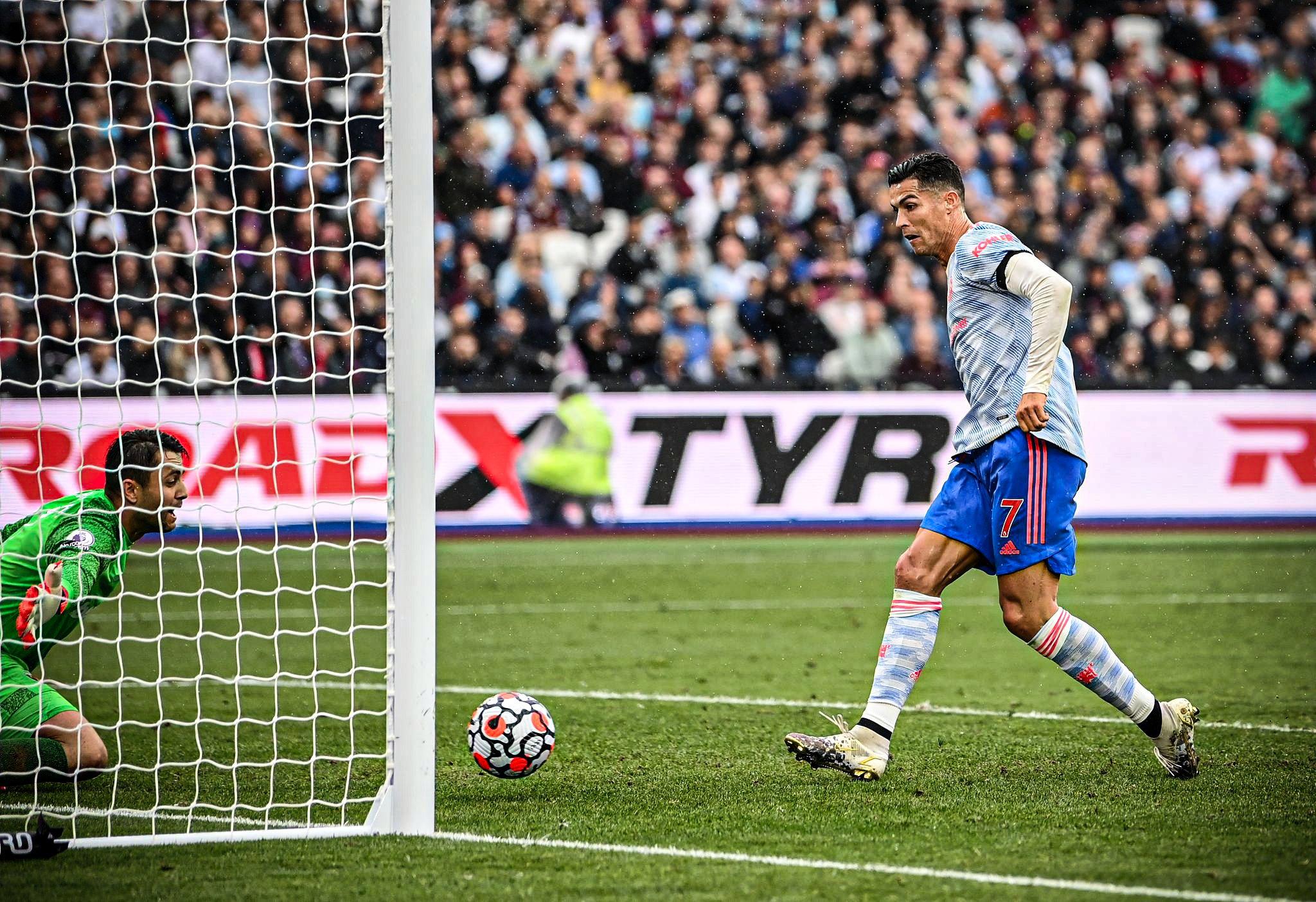 Kush tjetër perveç Ronaldos, Man United barazon rezultatin përballë West Ham (VIDEO)