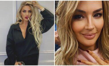 """Ndjekësja e akuzon për modifikim të fytyrës, Rozana Radi e bën për """"një lek"""": S'të honeps dot (FOTO LAJM)"""