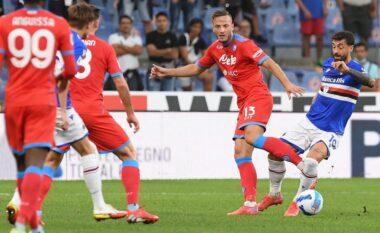 Lajm i mirë nga Napoli, Rrahmani do të jetë gati për ndeshjen e radhës